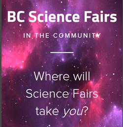 #BCScienceFair Bookmark