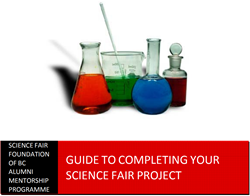 Guide to Completing Your Science Fair Project